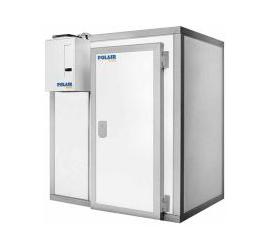Холодильные камеры и агрегаты